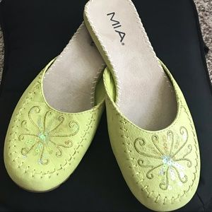 Mia Shoes Shoes - 9M MIA Embellished Mules